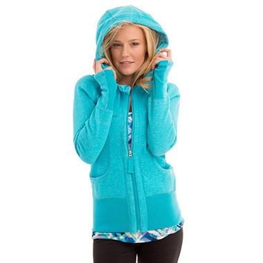 Active Life Fleece Full Zip Hoodie (Assorted Colors)