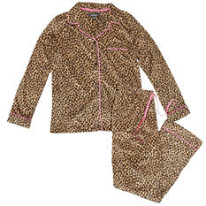 Ellen Tracy Two-Piece Sleep Set (Assorted Colors)