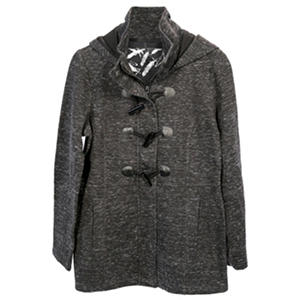 Hooded Toggle Jacket