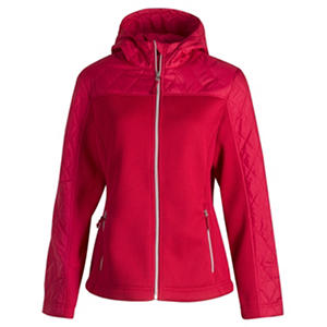 Free Country Women's Cable Fleece Jacket