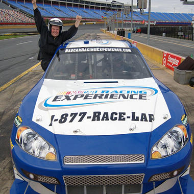 NASCAR Racing Experience Father's Day Ride Package