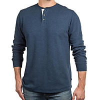 Levi's Long-Sleeve Thermal Henley