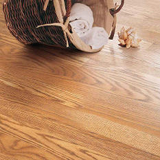 Traditional Living® Golden Amber Oak Premium Laminate Flooring - 36PK