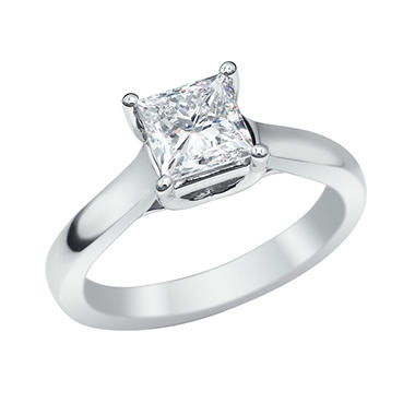 Princess Cut Engagement Rings: Princess Cut Engagement ...
