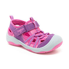 OshKosh B'gosh Girls' Motion Athletic Sandal (Assorted Colors)