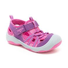 OshKosh B'gosh Girls' Motion Athletic Sandal (Assorted Colors)
