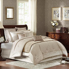 Vivienne 12 Piece Bedding Set - Various Sizes