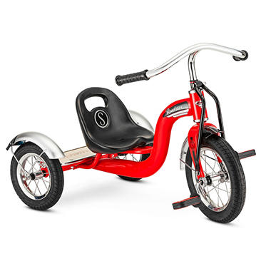 "12"" Schwinn Red Roadster Trike"