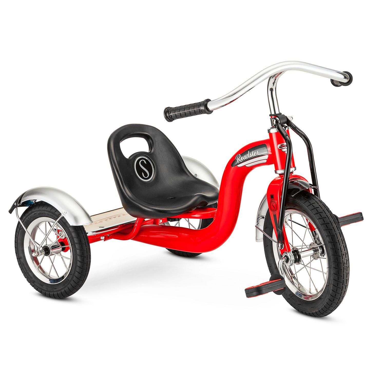 "Schwinn 12"" Schwinn Red Roadster Trike - Various Colors at Sears.com"