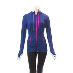 Ladies Active Jacket (Assorted Colors)