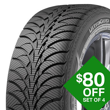 Goodyear Ultra Grip Winter - 235/60R18X 107T