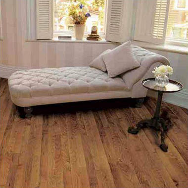Traditional Living� Premium Laminate Flooring - Nat Braz Cherry; 8MM + 2MM Underlayment Thick - 36PK