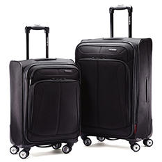 Samsonite 2-Piece 360 Spinner Set, Black