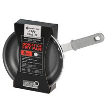 "Daily Chef Non-Stick Restaurant Aluminum Fry Pan (8"")"