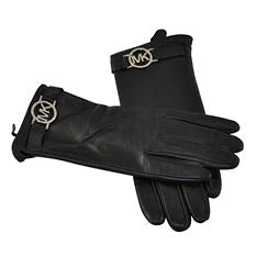 Michael Kors Women's Glove w/ MK Logo - Choose Color