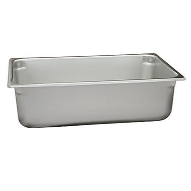 "Polar Ware 6"" Steam Table Pan - 2 pk."