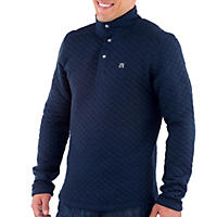 Avalance Men's Quilted Pullover
