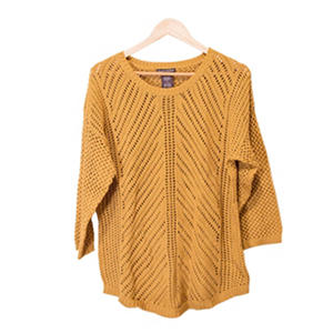 Crochet Sweater (Assorted Colors)