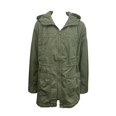 Famous Designer Lightweight Ladies Parka (Assorted Colors)