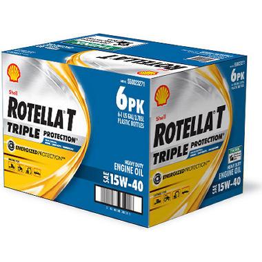 Rotella 15w 40 Heavy Duty Motor Oil Sam 39 S Club