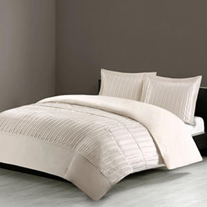 Ballard 4-Piece Bedding Set (Assorted Sizes and Colors)