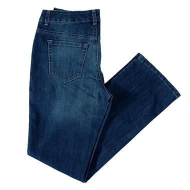 Straight Leg Denim Jean - Kenmore