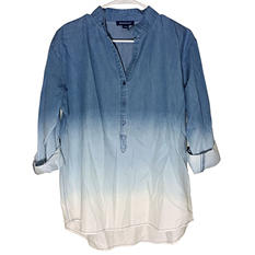 Chambray Jordan Top (Assorted Colors)