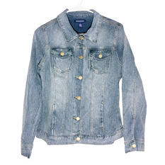 Jessa Denim Jacket (Assorted Colors)