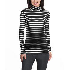 Ellen Tracy Long Sleeve Turtleneck (Assorted Colors)