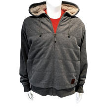 Field & Stream Quilted Sherpa Lined Hoodie