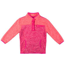 Free Country Girl's Snap Fleece Pullover