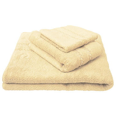 Lenox Pearl Essence Towel Set, 3 pcs. - Various Colors