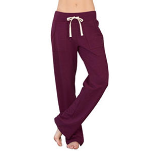 Eddie Bauer Ladies Straight Leg Fleece Pant (Assorted Colors)