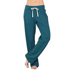 Eddie Bauer Ladies Straight Leg Fleece Pant (Assorted Colors)