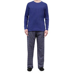 Eddie Bauer Men's Flannel 2pc Pajama Set (Assorted Colors)