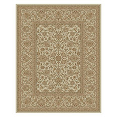 8'x10' Million Point High-Density Rug - Newport Ivory