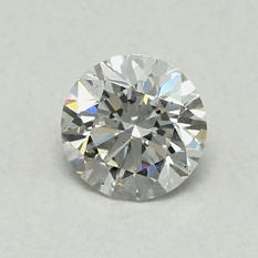 2.02 ct. Round Brilliant Lab-Grown Diamond (I, SI1)