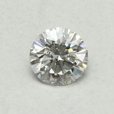 .54 ct. Round Brilliant Lab-Grown Diamond (H, VVS2)