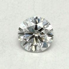 1.05 ct. Round Brilliant Lab-Grown Diamond (H, VS2)