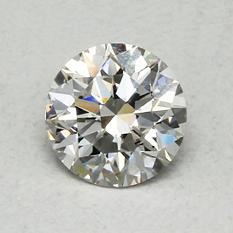 2.08 ct. Round Brilliant Lab-Grown Diamond (H, SI1)