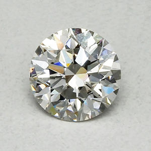 2.08 ct. Round Brilliant Lab-Grown Diamond (H, SI1)