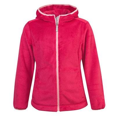 Girls Butter Pile Fleece Jacket, Choose Your Color