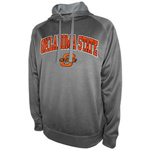Oklahoma State Cowboys Men's Pullover Hood Fleece