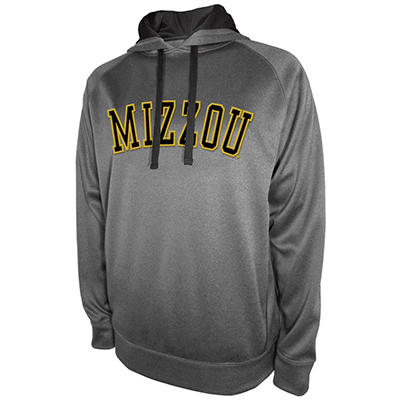 Missouri Tigers Men's Pullover Hooded Fleece