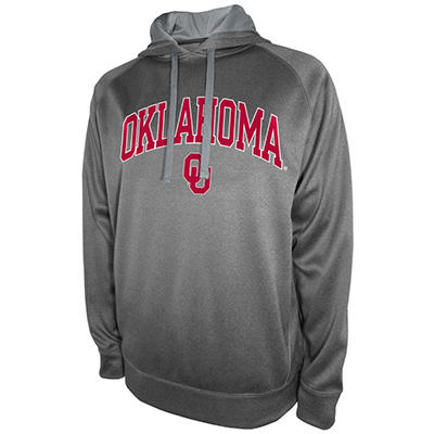 Oklahoma Sooners Men's Pullover Hood Fleece