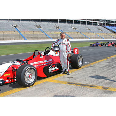 Mario Andretti Racing Experience Ride and Drive Package