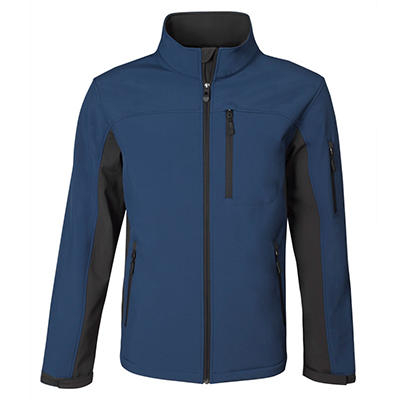 Men's Active Soft Shell Jacket (Assorted Colors)