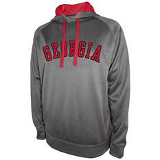 Georgia Bulldogs Men's Pullover Hooded Fleece