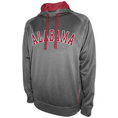 Alabama Crimson Tide Men's Pullover Hooded Fleece