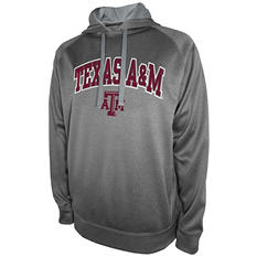 Texas A&M Aggies Men's Pullover Hood Fleece